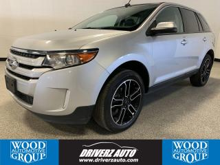Used 2013 Ford Edge SEL CLEAN CARFAX, PANORAMIC SUNROOF, LEATHER for sale in Calgary, AB