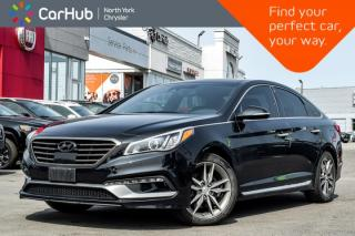 Used 2016 Hyundai Sonata 2.0T Sport Ultimate|Pano.Sunroof|GPS|InfinitySound|Backup.Cam| for sale in Thornhill, ON