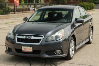 Used 2013 Subaru Legacy 2.5i Touring Package AWD | ONLY 53K | CERTIFIED for sale in Waterloo, ON