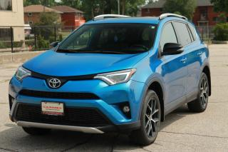 Used 2016 Toyota RAV4 SE AWD | Sunroof | Bluetooth | CERTIFIED for sale in Waterloo, ON
