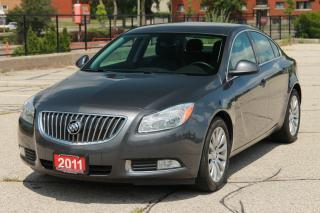 Used 2011 Buick Regal CXL Leather  | Heated Seats | CERTIFIED for sale in Waterloo, ON