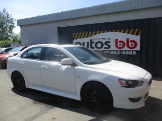 Used 2011 Mitsubishi Lancer for sale in Laval, QC