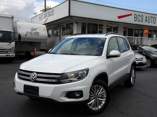 Used 2016 Volkswagen Tiguan Panoramic Sunroof, Intuitive All Wheel, Bluetooth for sale in Vancouver, BC