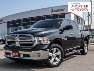 Used 2016 RAM 1500 SLT - NAVI|BLUETOOTH|BACKUP CAMERA!! for sale in Ancaster, ON