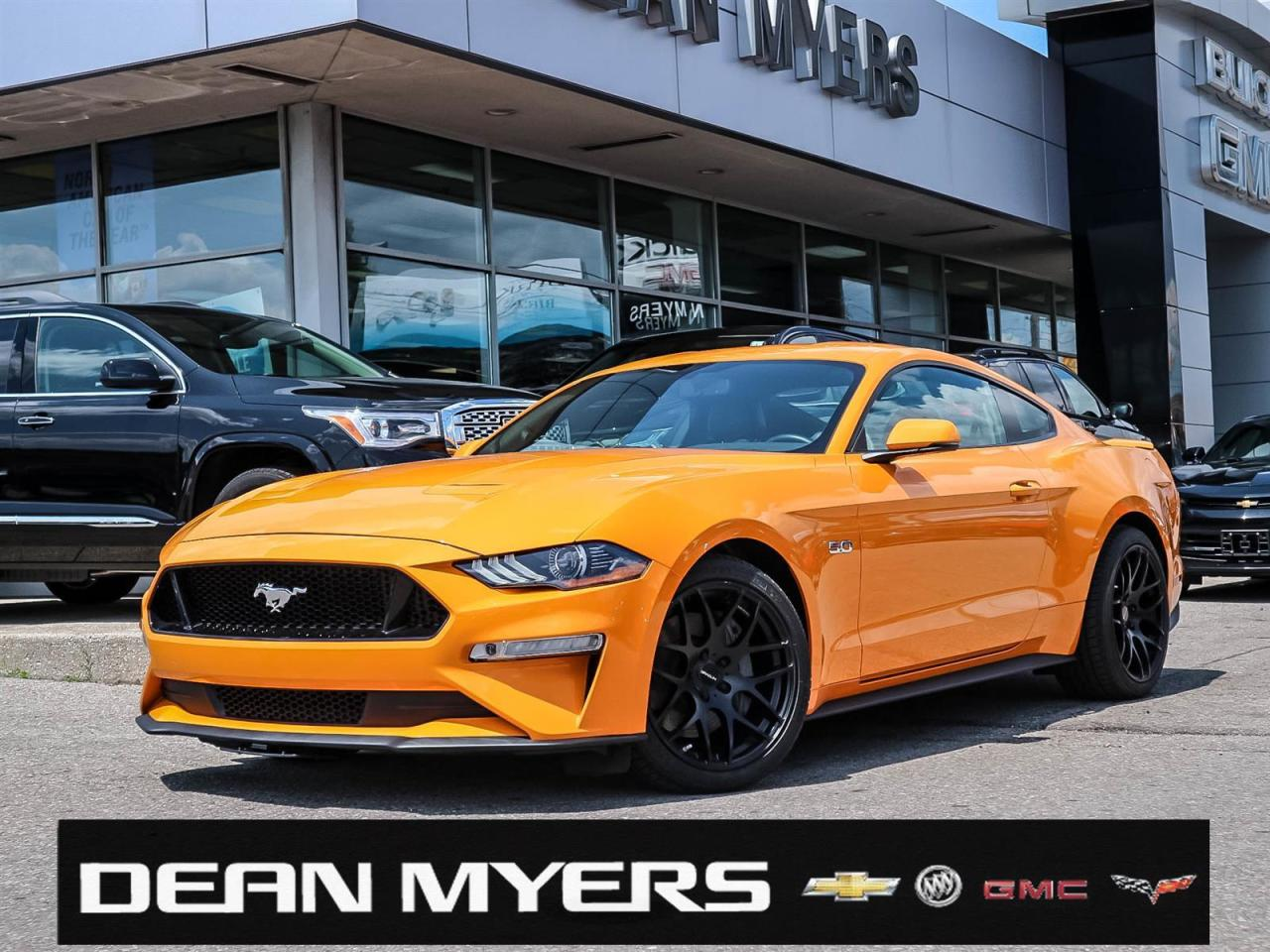 Mustang For Sale Ontario >> Used 2019 Ford Mustang Gt For Sale In North York Ontario