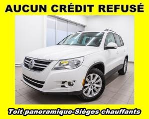 Used 2009 Volkswagen Tiguan 2.OT 4MOTION SIÈGES CHAUFFANTS *TOIT PANORAMIQUE* for sale in Mirabel, QC