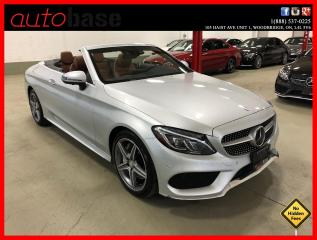Used 2017 Mercedes-Benz C-Class C300 4MATIC DISTRONIC BURMSTSER PREMIUM SPORT LED 360 for sale in Vaughan, ON