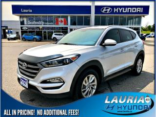 Used 2016 Hyundai Tucson Premium AWD - Low kms for sale in Port Hope, ON