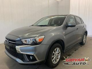 Used 2018 Mitsubishi RVR SE AWD MAGS Bluetooth Caméra de recul for sale in Trois-Rivières, QC