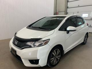 Used 2015 Honda Fit Ex-L Gps Cuir for sale in Trois-Rivières, QC