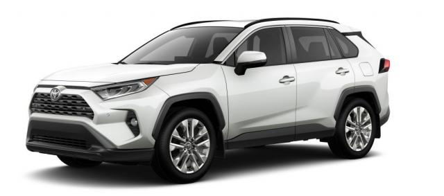 2019 Toyota RAV4 XLE UPGRADE