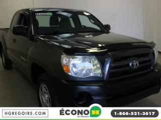 Used 2009 Toyota Tacoma 2WD Access CAB I4 for sale in St-Léonard, QC
