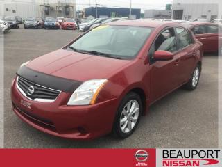 Used 2011 Nissan Sentra 2.0 CVT ***48 000 KM*** for sale in Beauport, QC