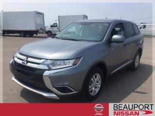 Used 2016 Mitsubishi Outlander ES AWC ***48 000 KM*** for sale in Beauport, QC