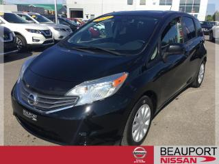 Used 2014 Nissan Versa Note 1.6 SV CVT ***45 600 KM*** for sale in Beauport, QC