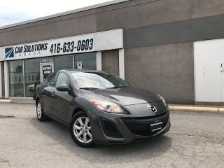 Used 2011 Mazda MAZDA3 GX-AUTOMATIC for sale in Toronto, ON