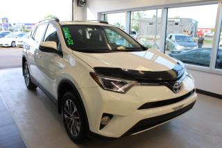 Used 2016 Toyota RAV4 Hybride XLE AWD HYBRIDE for sale in Lévis, QC