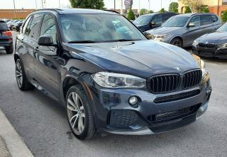 Used 2017 BMW X5 Xdrive35i M Performance for sale in Dorval, QC