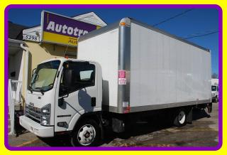 Used 2015 Isuzu NRR 20' Box P.T. Gate, Loaded, Diesel for sale in Woodbridge, ON