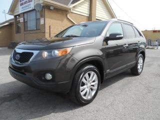 Used 2011 Kia Sorento LX AWD 3.5L V6 Heated Seats Certified 179,000KMs for sale in Rexdale, ON