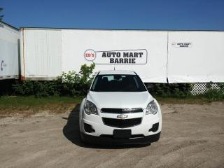 Used 2012 Chevrolet Equinox LS for sale in Barrie, ON