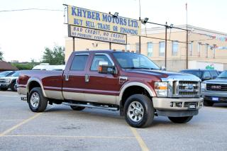 Used 2008 Ford F-250 King Ranch for sale in Brampton, ON