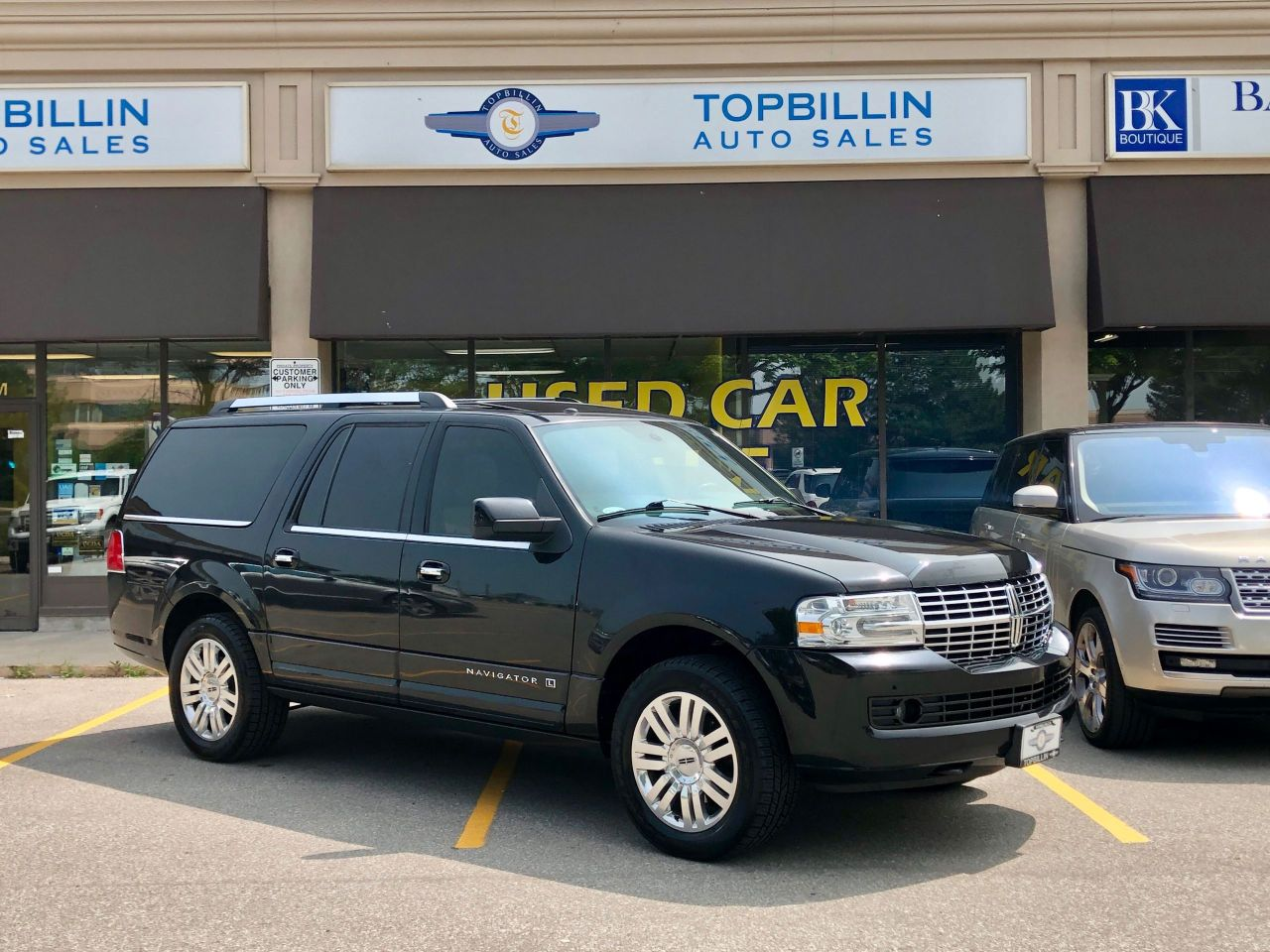 2013 Lincoln Navigator L Limited Edition, Fully Loaded