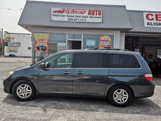 Used 2006 Honda Odyssey EX-L for sale in Niagara Falls, ON
