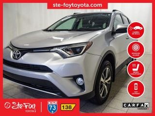 Used 2016 Toyota RAV4 XLE AWD, Toit ouvrant, Roue en alliage for sale in Québec, QC