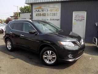 Used 2014 Nissan Rogue ***SV,AUTOMATIQUE,CAMERA RECUL,TOIT PANO for sale in Longueuil, QC