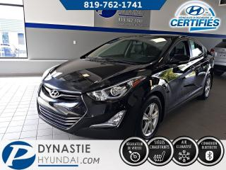 Used 2016 Hyundai Elantra Limited for sale in Rouyn-Noranda, QC