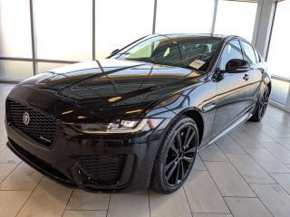 Used 2020 Jaguar XE SE R-DYNAMIC for sale in Edmonton, AB