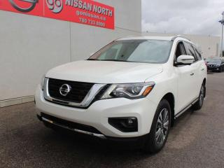 New 2019 Nissan Pathfinder SL PREMIUM for sale in Edmonton, AB