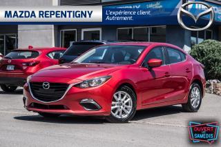 Used 2014 Mazda MAZDA3 2014 Mazda Mazda3 for sale in Repentigny, QC