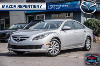Used 2012 Mazda MAZDA6 2012 Mazda Mazda6 - 4dr Sdn I4 Auto GS for sale in Repentigny, QC
