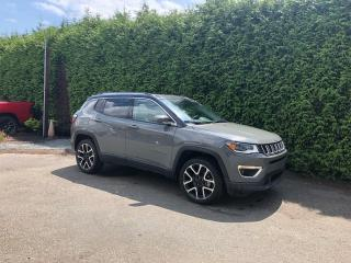 New 2019 Jeep Compass LIMITED for sale in Surrey, BC