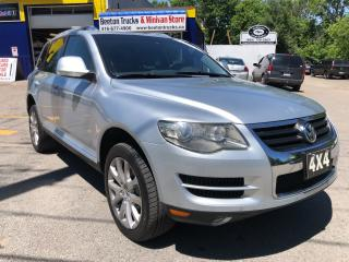 Used 2009 Volkswagen Touareg HIGHLINE for sale in Beeton, ON