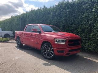 Used 2019 RAM 1500 Sport 4x4 Crew Cab 144.5 in. WB for sale in Surrey, BC