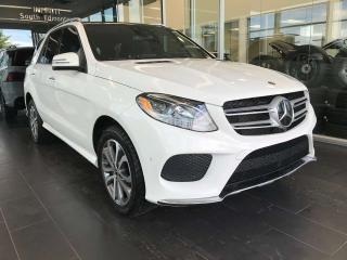 Used 2017 Mercedes-Benz GLE GLE 400, ACCIDENT FREE, POWER HEATED LEATHER SEATS, NAVIGATION, KEYLESS IGNITION for sale in Edmonton, AB