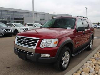 Used 2006 Ford Explorer XLT 4X4 WITH LEATHER AND SUNROOF for sale in Edmonton, AB