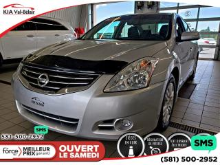 Used 2011 Nissan Altima *2.5 S*CUIR*TOIT*AIR*CRUISE* for sale in Québec, QC