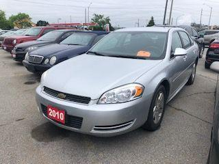 Used 2010 Chevrolet Impala for sale in Burlington, ON