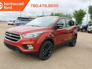 New 2019 Ford Escape TITANM 400A, 4WD, 2.0L Ecoboost, Power Heated Seats, Auto Start/Stop, Heated Steering Wheel, Navigation, Remote Keyless Entry/Keypad, Remote Vehicle Start, Reverse Camera and Sensing System, Active Park Assist for sale in Edmonton, AB