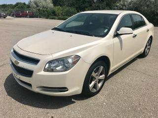 Used 2012 Chevrolet Malibu 1LT for sale in Mississauga, ON