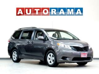Used 2015 Toyota Sienna LE V6 8-Passenger Power Sliding Door Backup Cam for sale in Toronto, ON