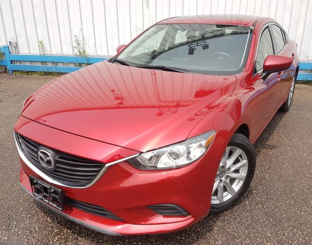 2016 Mazda MAZDA6 GS *LEATHER-SUNROOF*