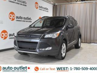 Used 2015 Ford Escape Se, 4wd, 2.0L I4, Turbo, Ecoboost, Cloth seats, Heated seats, Backup camera, Bluetooth for sale in Edmonton, AB