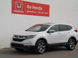 New 2019 Honda CR-V EXL for sale in Edmonton, AB