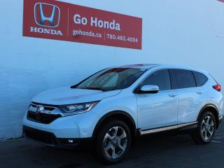 Used 2019 Honda CR-V EX AWD for sale in Edmonton, AB