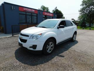 Used 2014 Chevrolet Equinox LS|BLUETOOTH|ALLOY WHEELS|ACCIDENT FREE for sale in St. Thomas, ON